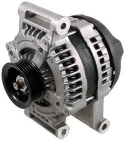 acura tsx high output alternator