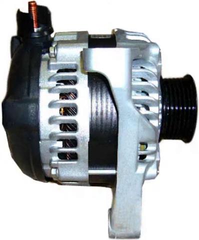 Denso Police High Output Alternator