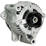 Jeep Denso-Jeep Wrangler High Output alternator,Jeep high amp alternators,Wrangler alternator upgrade,Jeep alternator conversion