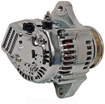 93mm Case - 50 amp Chrome