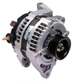 Chrysler Hairpin - 3-Ram Pickup Durango Commander Liberty Grand Cherokee High Output AlternatorDodge High Amp Alternators