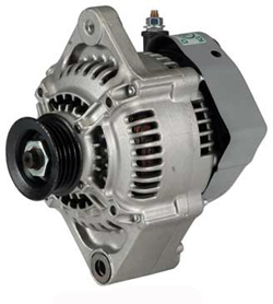 Racing 12 Volt & 16 Volt Mini Alternators