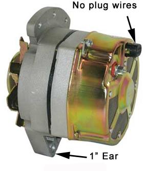 1-Wire Alternator