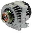 Late Model Small Case High Output Alternator (internal fan)-Delco CS130D,high output alternator,small case,high amp,GM high output,direct replacement,HO alterna