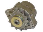 Early GM High Output Alternator (external voltage regulator)