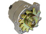 Early GM High Output Alternator (internal voltage regulator)