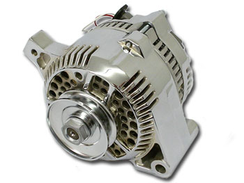 ford 3g small case high output alternator this ford 3g series high output alternator makes a great upgrade for your early externally regulated alternator or as a high amp replacement for most ford
