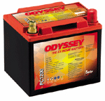 Powersports batteries for atv, motorcycles, jetskies