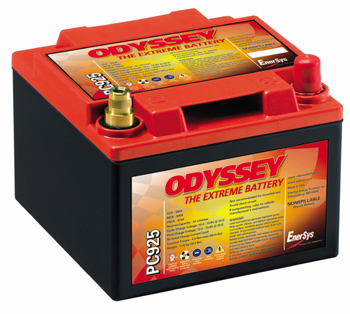 Odyssey� PC925 Battery