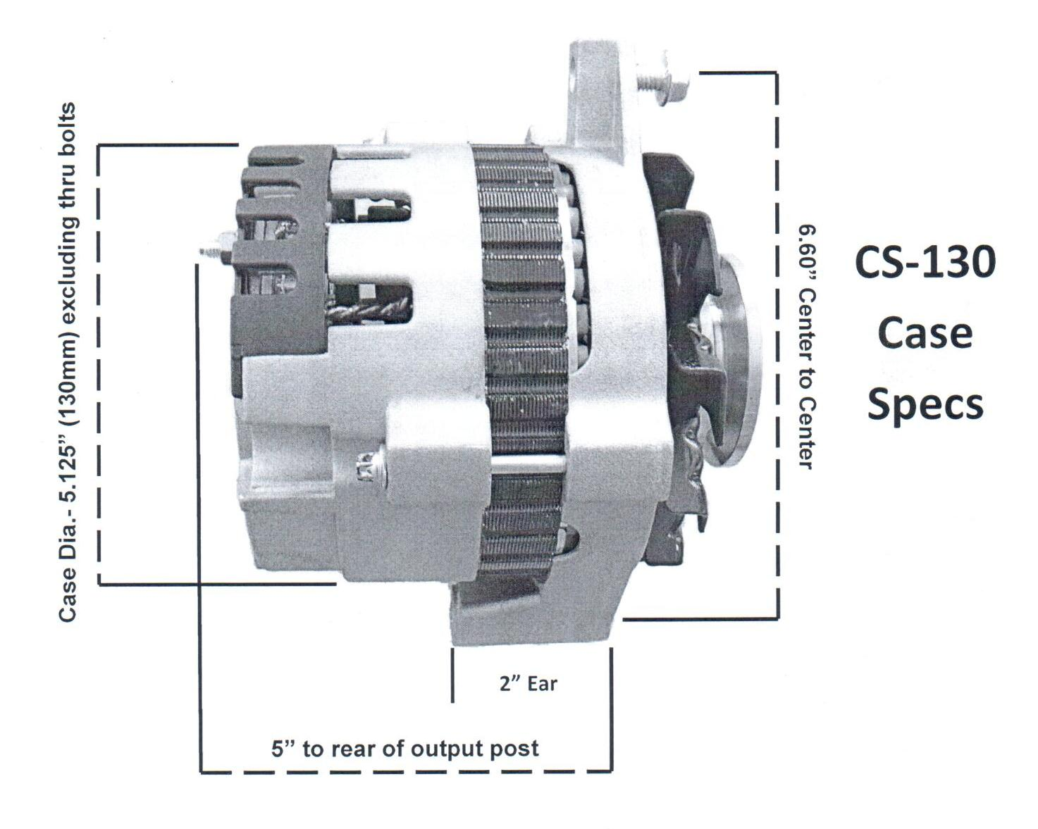 cs130 alternator wiring is sense wire needed cs130 gm cs130 alternator wiring diagram jodebal com on cs130 alternator wiring is sense wire needed