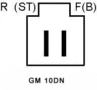 alternator conversion wiring harness adapter