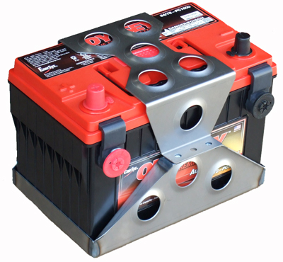 Odyssey PC1500 Welded Battery Tray