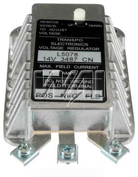 Leece Neville And Motorola Voltage Regulators