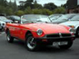 MGB-MGB High Output alternator,MGB generator to alternator conversion,MGB alternator upgrade