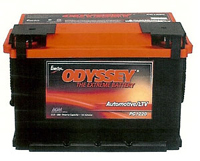Odyssey PC1220 Battery