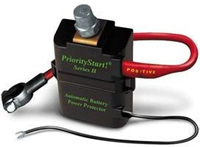 PriorityStart - Automatic Battery Disconnect