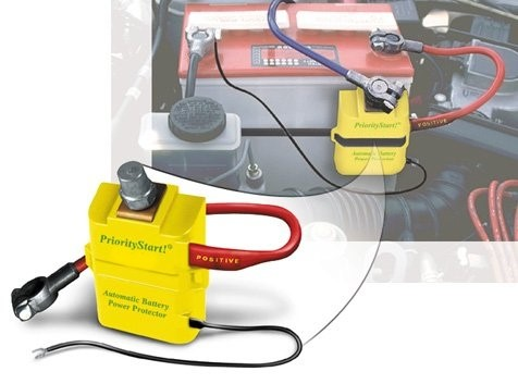 Automatic Battery Disconnect Saves Batteries
