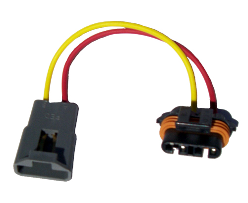 W1203 alternator conversion wiring harness adapter  at creativeand.co